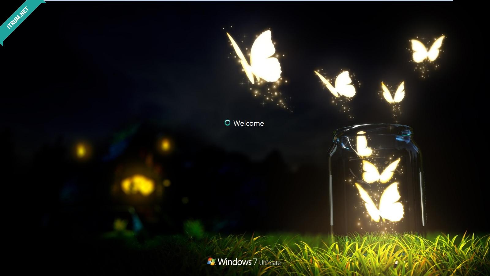 [Windows Install & Ghost] - Windows 7 Spring - Chào năm mới 2017