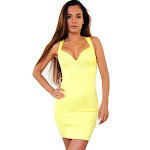 Silver-Deep-V-Neck-Body-Bandage-Dress-neonlemon.jpg