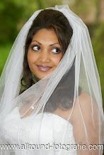 Bruidsreportage (Trouwfotograaf) - Foto van bruid - 032