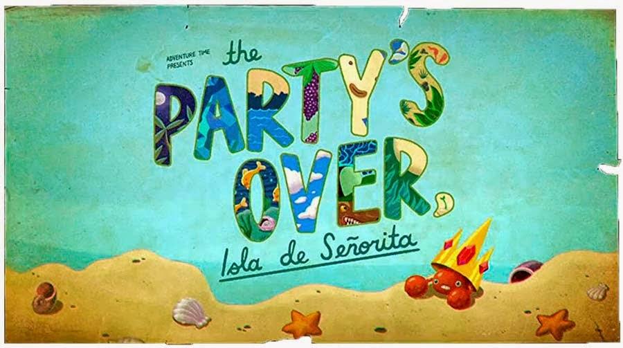 A Festa Acabou Isla de Señorita