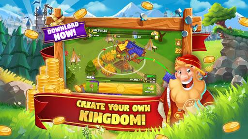 Idle Kingdom Builder 1.24.10 screenshots 1