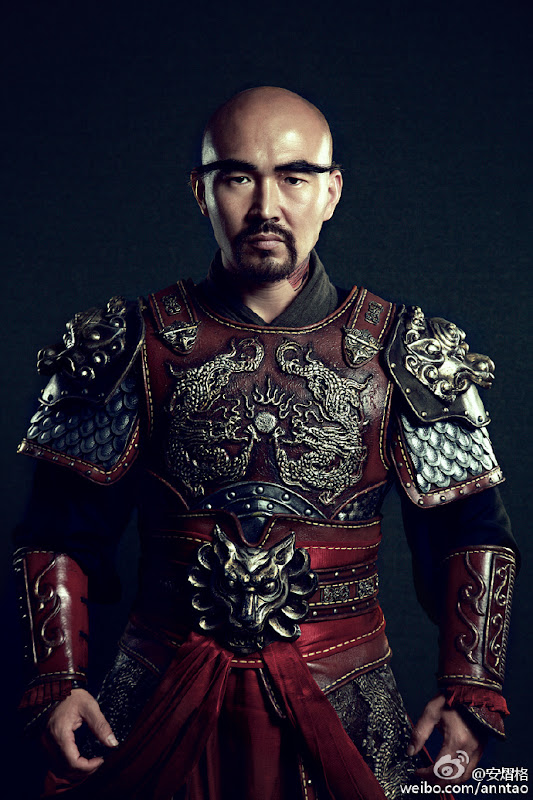 Pang Yong China Actor
