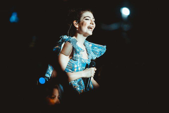 Lorde está trabajando en su tercer álbum