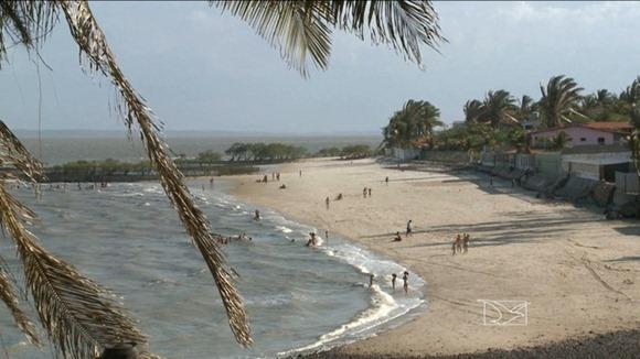 Praia de Juçatuba - Sao José de Ribamar, Maranhao, foto: revistacarasenormes.com.br