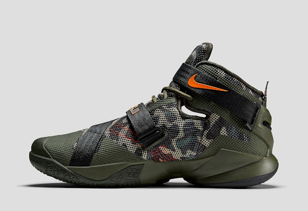 Dunkman Nike LeBron Soldier 9 is Available at Nikestore
