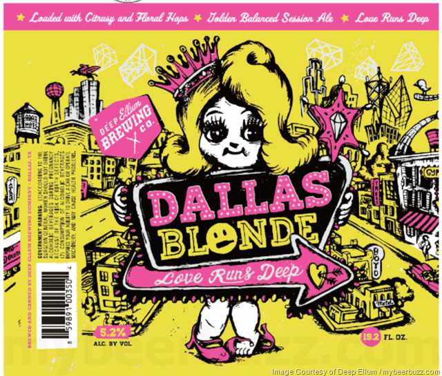 Deep Ellum Neato Bandito & Dallas Blonde Coming To 19.2oz Cans