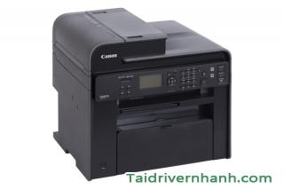 Tải phần mềm máy in Canon i-SENSYS MF4730 – cách cài đặt