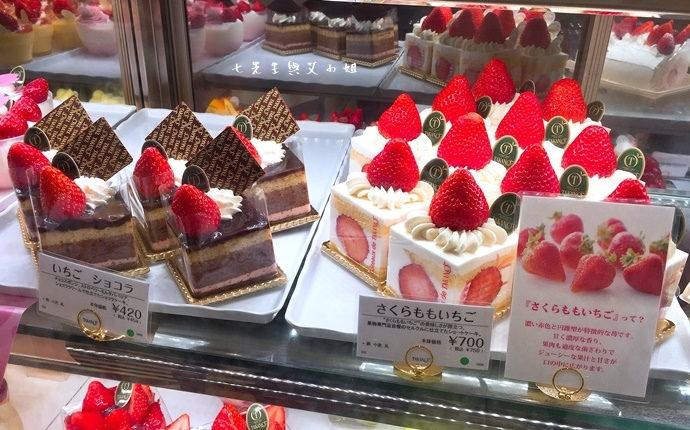10 新宿高野 TAKANO 東京池袋西武百貨 水果蛋糕 草莓蛋糕