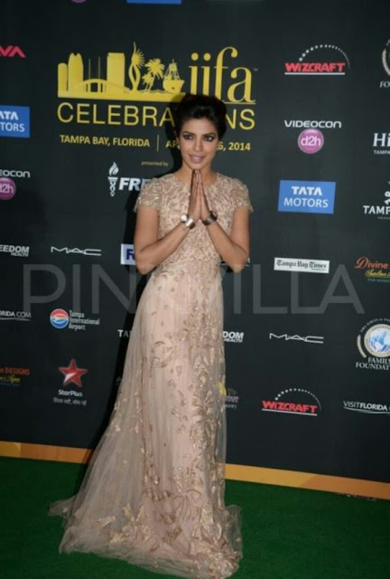 Priyanka Chopra at iifa award function