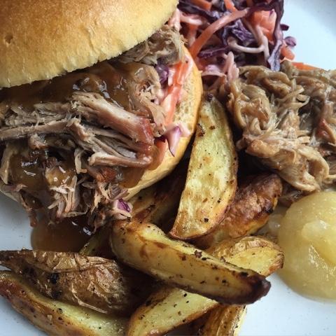 Love Pork - Slow Cooker Irn Bru Pulled Pork