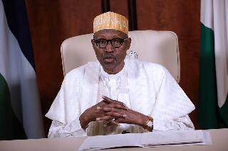 Buhari reveals what he expects to happen to APC in few months' time