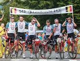 Tiesj Benoot et Jasper De Buyst de Lotto-Soudal ont renoncé au BinckBank Tour pour Bjorg Lambrecht