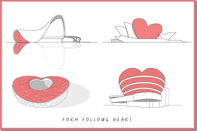Arquitectos amor postales  (1)