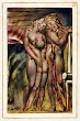 William Blake Copy G Plate 21 From The Book Of Urizen 1794