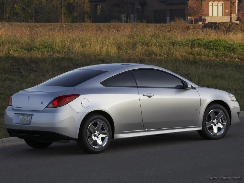 2006 pontiac g6 coupe specifications pictures prices. Black Bedroom Furniture Sets. Home Design Ideas