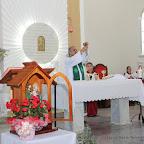 Visita da Imagem peregrina da Sagrada Família, na Diocese de Patos de Minas