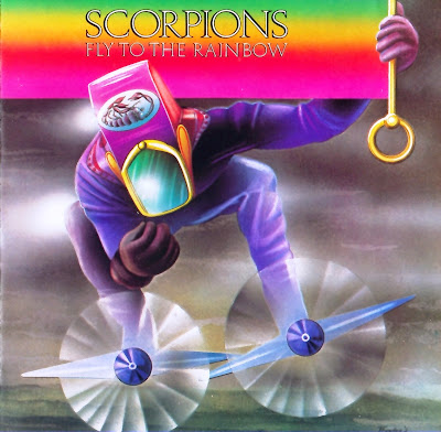 Scorpions ~ 1974 ~ Fly to the Rainbow