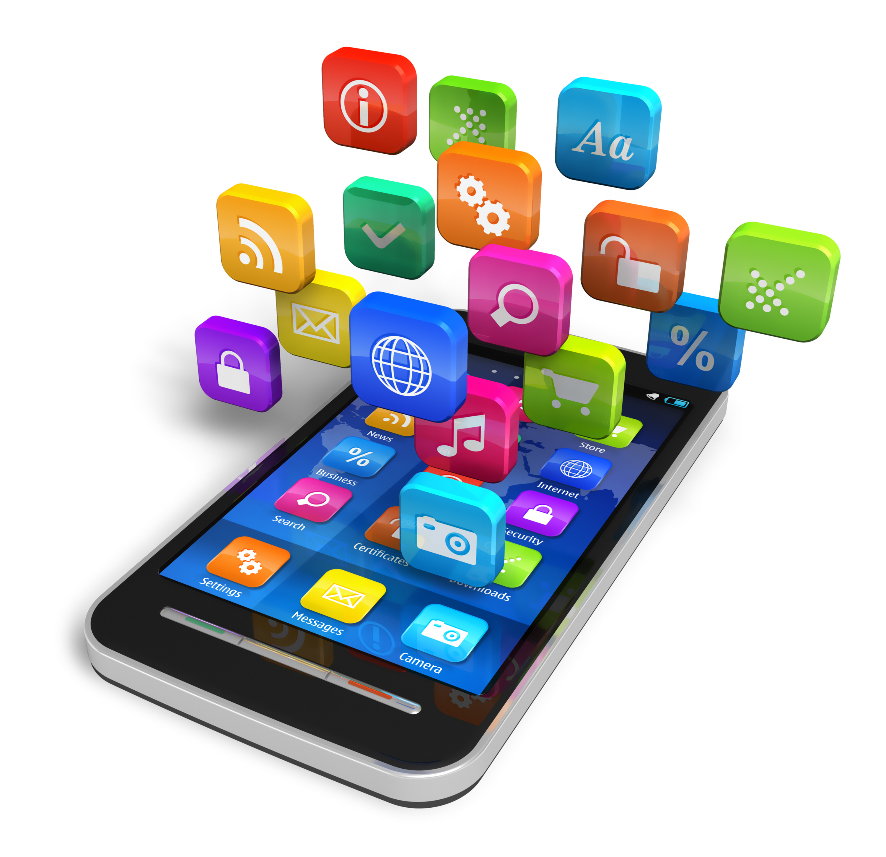 Transforming the business through mobile app data