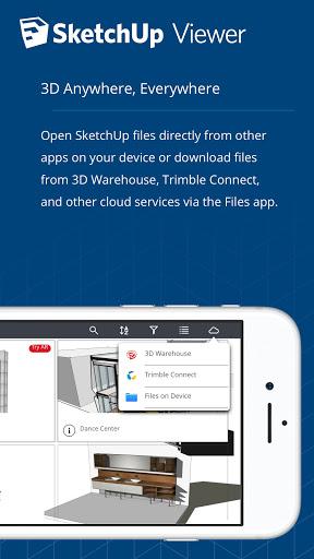 SketchUp Viewer 5.4.1 screenshots 1