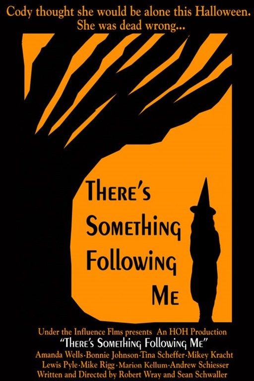 there's something following me halloween VHS short film