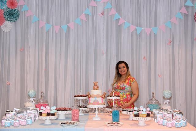 Baby Shower - De Mulher Para Mulher & Mães Amigas de Orlando - IMG_7885.JPG