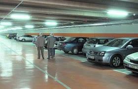 Tres parkings subterráneos de Albacete crearán 45 plazas para bicis