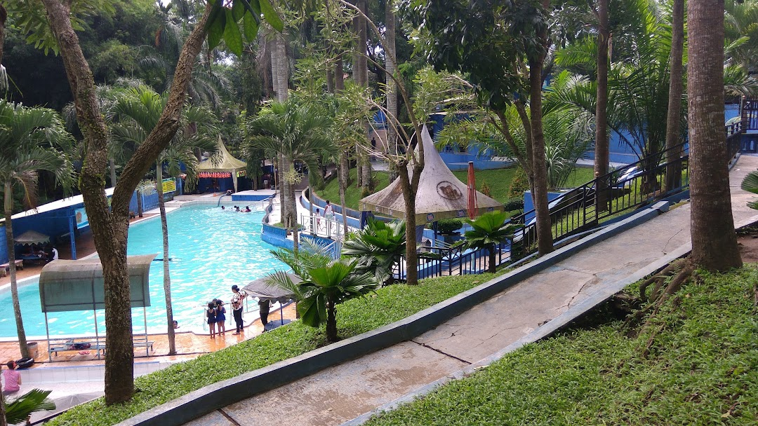 Taman Wisata Pemandian Sumber Alam Tourist Attraction