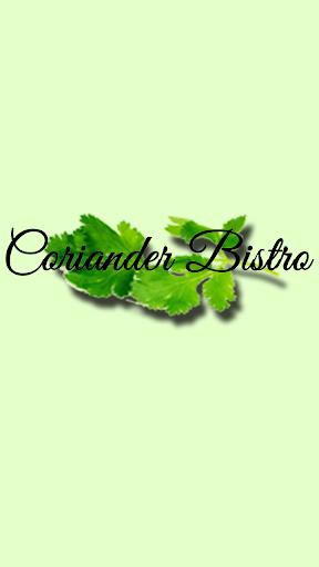 Coriander Bistro