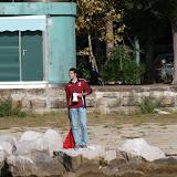 Match Trieste-Zagabria 2010 - Gara e premiazioni