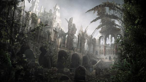 Weird Lands From Dream, Magical Landscapes 3