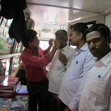 Eye Camp @ Kaveripura on 12-07-2013