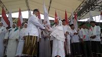 Faris: Jika Jokowi Menang 80 Persen di Kabupaten Brebes, Insya Alloh Kabupaten Brebes Selatan Terwujud