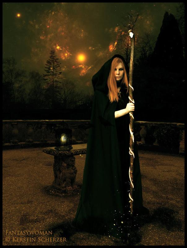 Black Magic Woman Ii By Fantasywoman, Black Magic