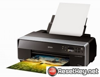Resetting Epson R3000 printer Waste Ink Counter