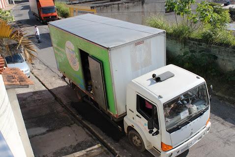 Jingle nos caminhões estimula moradores à coleta seletiva de lixo