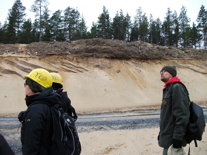 Sedimenttirakenteet - kenttäpäivä - DSCF5103.JPG