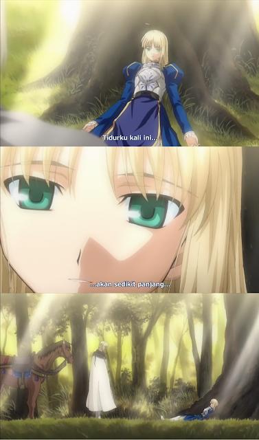atau lebih gampang disebut dengan FSN yaitu Season ke [Review Anime] Fate / Stay Night