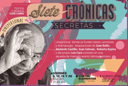7 cronicas secretas tarjeton