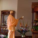Day 2 Evening Arati by Swami Sarvadevananda
