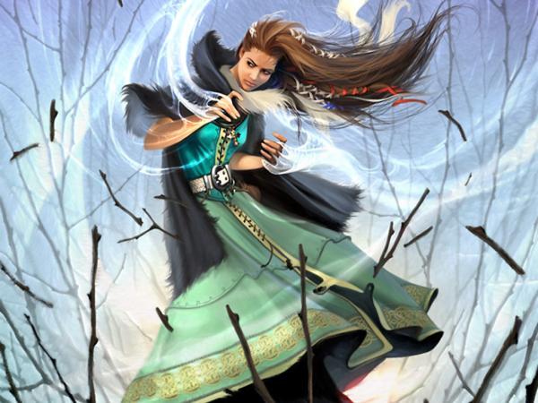 Beauty Of Magian Magian, Magic And Spells 2