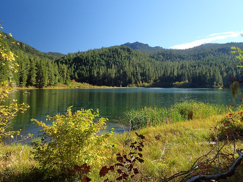 Fish Lake Rogue-Umpqua Divide Wilderness Oregon