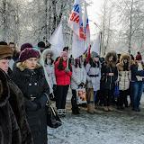 Еще раз участники митинга