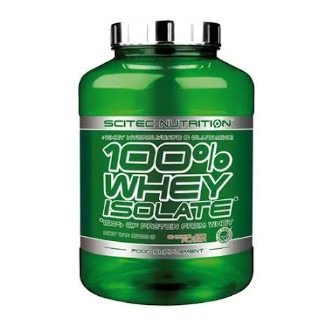 Scitec Whey Protein Isolate 700g - Strawberry
