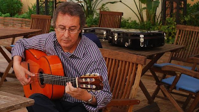 Flamenco guitar great Enrique De Melchor dies