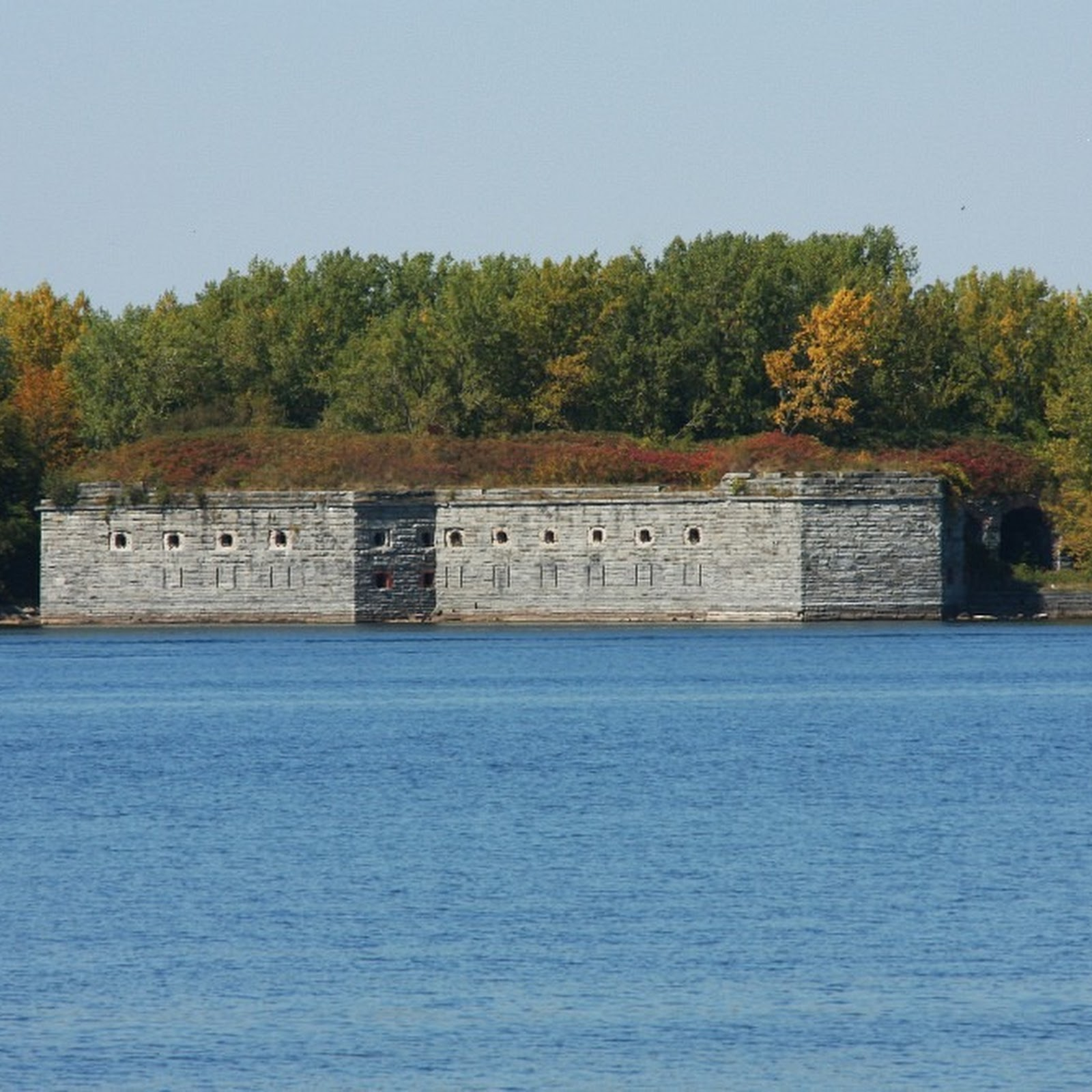 Fort Blunder: The Fort That America Mistakenly Built in Canada