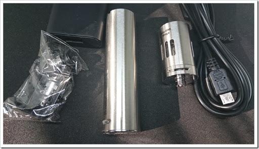 DSC 2166 thumb%25255B3%25255D - 【MOD】「Joyetech eGo One Mega」スターターキットレビュー!大容量2600mAhバッテリー搭載スティック型【初心者向け電子タバコ】
