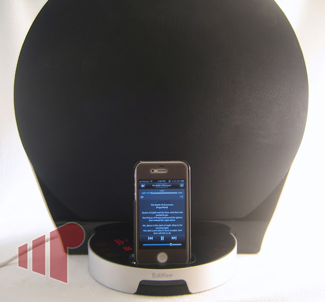 IF500 Luna 5 Encore iPhone iPod Speaker Dock