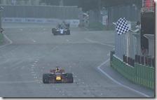 Daniel Ricciardo ha vinto il gran premio dell'Azerbaigian 2017