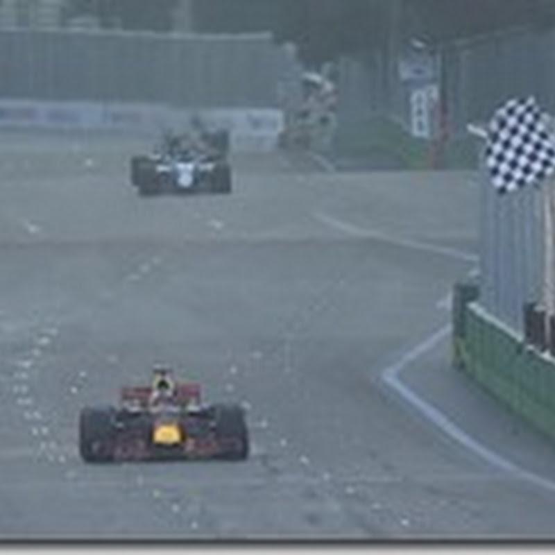 GP dell'Azerbaigian: Ricciardo vince la gara delle safety car