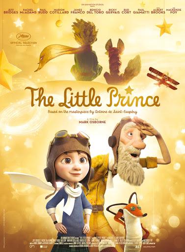 Ο Μικρός Πρίγκιπας (Le Petit Prince / The Little Prince) Poster